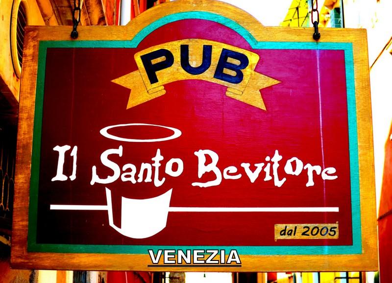 Photo of Il Santo Bevitore: quelle 21 spine in Cannaregio, tra le calli che portano a San Marco ..