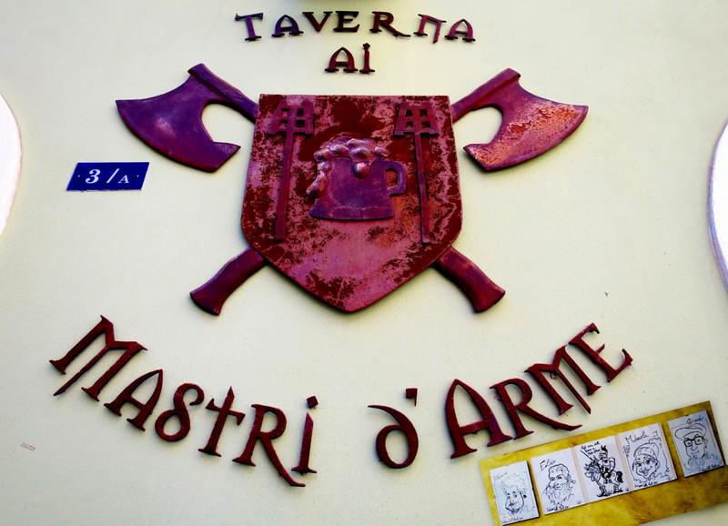 Photo of Taverna ai Mastri d'Arme – Trieste: il valore si dimostra sul campo di mescita ..