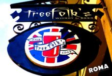 Photo of Tree Folk's: keep calm and drink Real Ale .. in Rome!