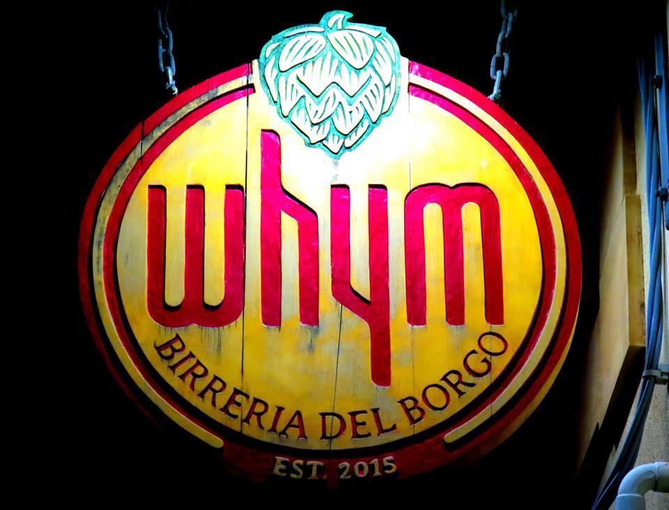 Photo of Water, hop, yeast, malt: vien fuori birra .. ma leggi Whym. Birreria del borgo, ad Avola ..