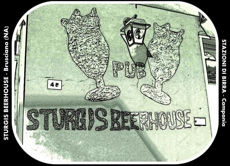 Photo of Sturgis Beerhouse – Brusciano: metti un pomeriggio al pub, nel giorno di chiusura ..