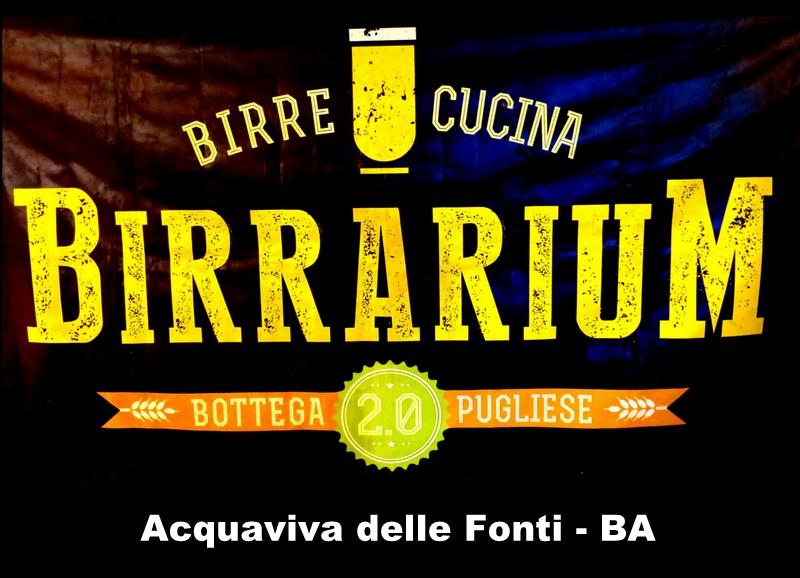 Photo of Birrarium Bottega Pugliese: non sappiamo se l'arte salverà il mondo, ma le birre di Gino sicuramente lo allieteranno ..