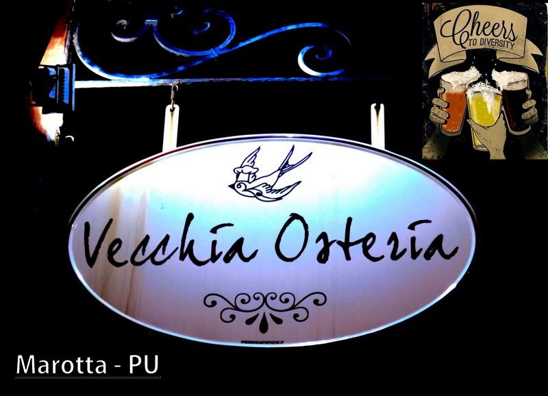 Photo of Vecchia Osteria di Marotta: sulla strada .. una sosta da non perdere!