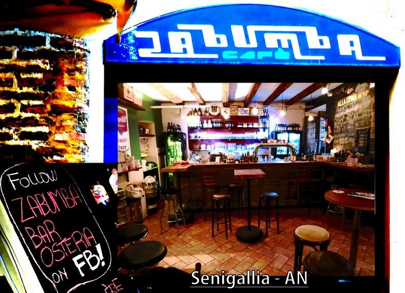"""Photo of Allo Zabumba Bar Osteria di Senigallia, """"solo birra buona"""" e sedie scompagne .."""