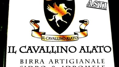 """Photo of Il Cavallino Alato: la """"starbase"""" della buona birra, tra Langhe e Monferrato .."""