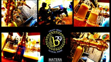 """Photo of b79 – Matera: """"perché di acqua si vive e di birra si sorride"""" .."""