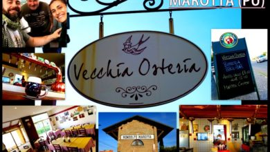 "Photo of Vecchia Osteria: la nostra ""casa"" di Marotta .."