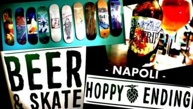 Photo of Birra e Skate:  il finale luppolato dell'Hoppy Ending di Napoli ..