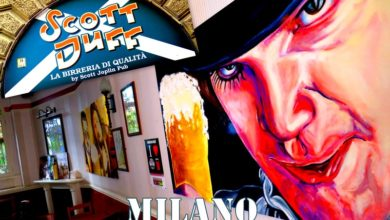 Photo of Scott Duff – Milano: la birreria del centro .. dei fratelli Dell'Agata ..
