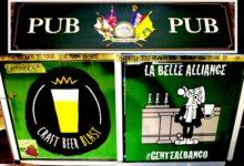 """Photo of La Belle Alliance – Milano: il """"Craft Beer Blast"""" di Ivano Falzone .. con 17 anni di #gentealbanco .."""