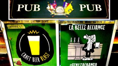 "Photo of La Belle Alliance – Milano: il ""Craft Beer Blast"" di Ivano Falzone .. con 17 anni di #gentealbanco .."