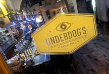 Photo of Underdog's: Bar'n'Roll e Vynil Shop, nel quartiere di San Lorenzo a Roma ..